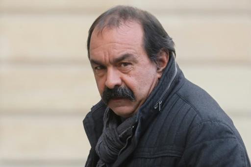 Philippe Martinez candidat pour un nouveau mandat à la tête de la CGT