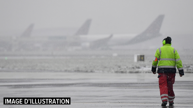 Un corps sans vie retrouvé dans un avion à l'aéroport de Zaventem