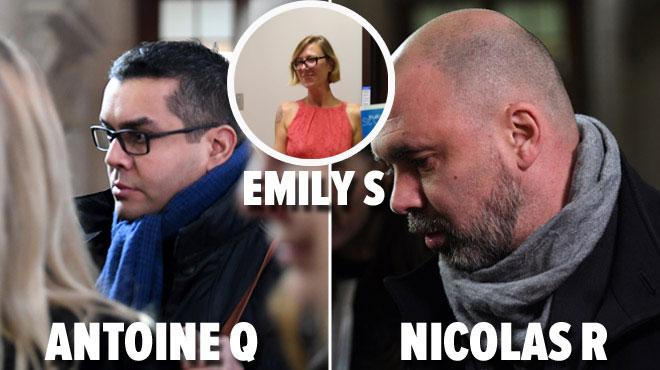 Procès du viol d'une Canadienne par des policiers d'élite en France: 7 ans de prison requis contre les deux policiers
