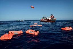 Moins de migrants ont traversé la Méditerranée l'an dernier mais il y a eu plus de morts