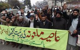 Pakistan: faible mobilisation des extrémistes contre Asia Bibi