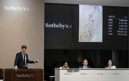 Un dessin de Rubens vendu 8,2 millions de dollars lors d'une enchère controversée