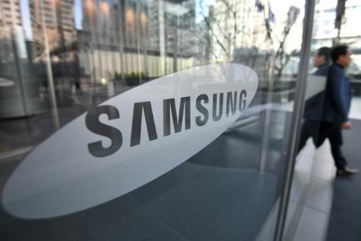 Samsung Electronics: bénéfice net en baisse de 31% au 4T