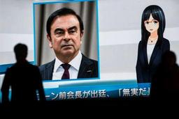 Carlos Ghosn fustige sa détention prolongée, impensable