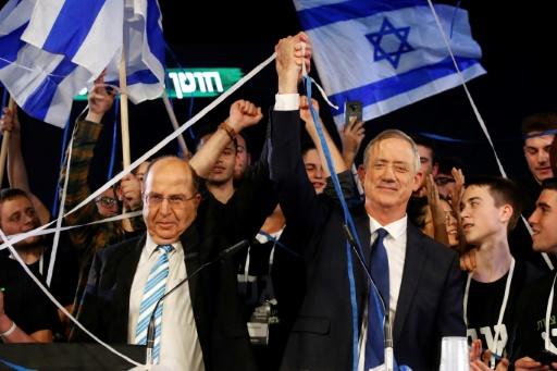 Israël: le général rival de Netanyahu aux élections bondit dans les sondages