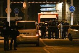 Fusillade à Strasbourg: Trois des cinq gardés à vue transférés à Paris