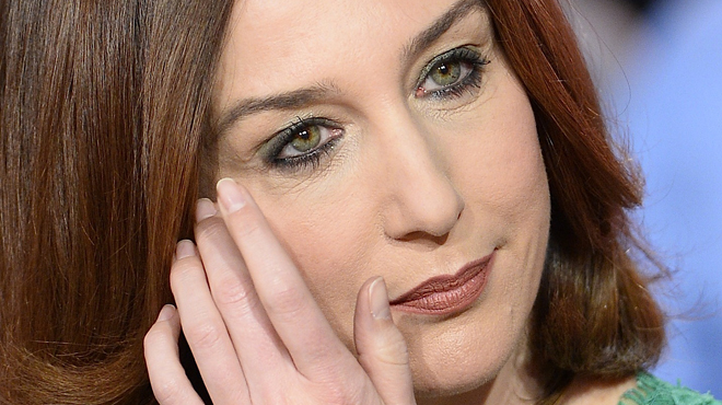 Elsa Zylberstein sera Simone Veil au cinéma