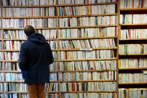 Les ventes de livres au plus bas en France en 2018