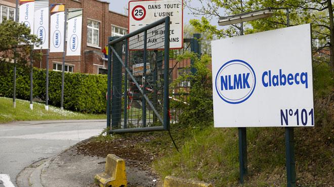 La tension est vive chez NLMK Clabecq à l'issue du conseil d'entreprise: