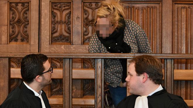Assises de Liège: accusée de meurtre, Sabrina Joannes est décrite comme une menteuse