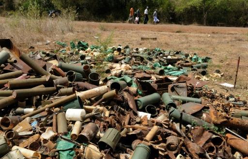 Sri Lanka : des fragment d'os d'un charnier aux Etats-Unis pour analyse