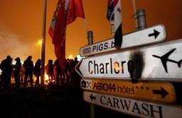 Des perturbations en vue à l'aéroport de Charleroi lors de grève nationale