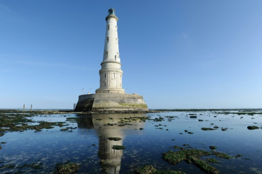 Unesco: la France propose l'inscription du phare de Cordouan