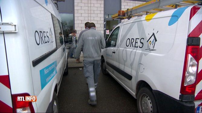 Une panne d'électricité a touché quelques centaines de foyers à Charleroi