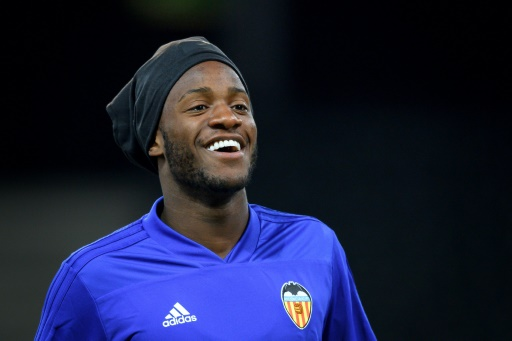 Transfert: Batshuayi quitte Valence pour Crystal Palace