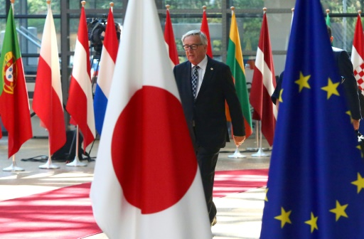 Commerce: l'accord UE-Japon, le plus vaste du monde, entre en vigueur