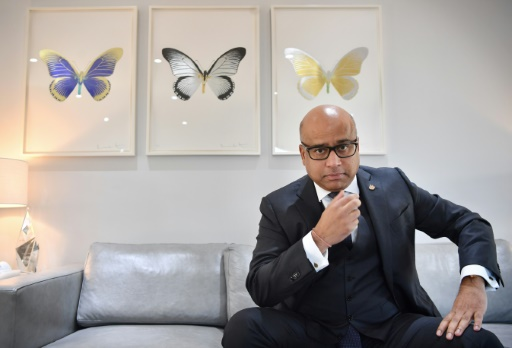 Le magnat du métal Gupta promet d'aider à réindustrialiser la France
