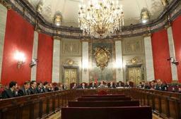 Espagne: Le procès des indépendantistes catalans pourrait s'ouvrir le 7 février