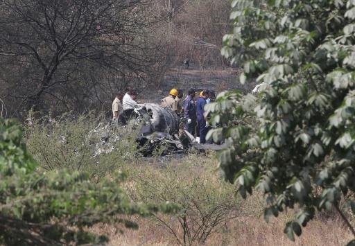 Deux pilotes indiens meurent dans l'accident de leur Mirage 2000