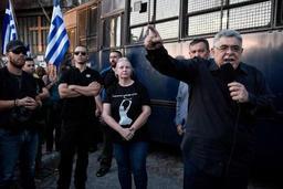 Nom de la Macédoine - Un militant grec d'extrême droite placé en détention pour