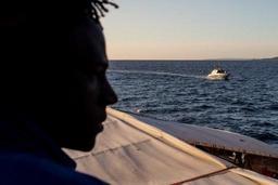 Asile et migration - Italie: le navire Sea-Watch bloqué en Sicile par les gardes-côtes