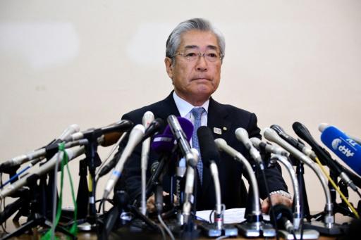 Mise en examen de l'homme-clé de Tokyo-2020: