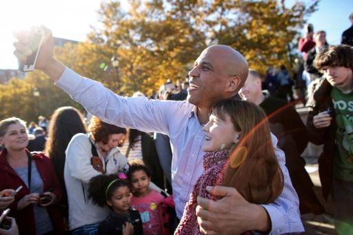 Le sénateur Cory Booker annonce sa candidature à la Maison Blanche