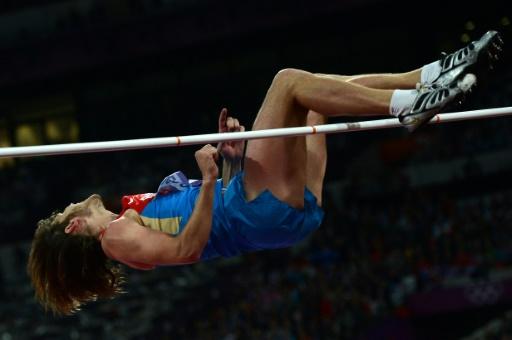 Athlétisme: 12 Russes suspendus pour dopage dont Ukhov, champion olympique en 2012