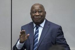 L'ancien président ivoirien Laurent Gbagbo libéré sous conditions par la CPI