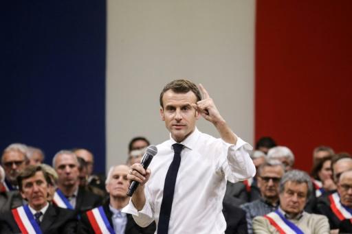 Le grand débat confronte Macron aux multiples doléances de l'Outre-mer