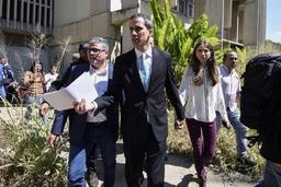 Juan Guaido tend la main à la Chine