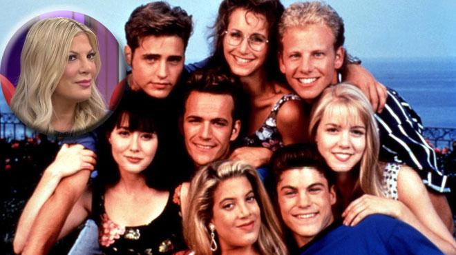 Tori Spelling le confirme: la série Beverly Hills est de retour avec le casting original
