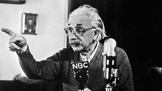 Des lettres encore inconnues d'Albert Einstein découvertes aux Pays-Bas
