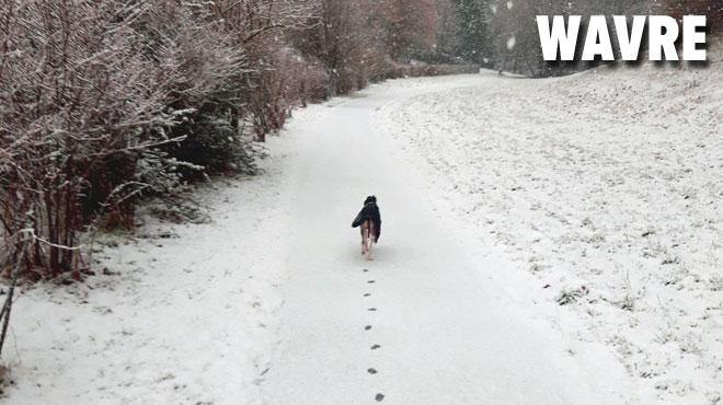 Samedi BLANC: vos plus belles photos de la neige