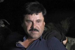 Le narcotrafiquant mexicain El Chapo droguait et violait des adolescentes, selon un témoin