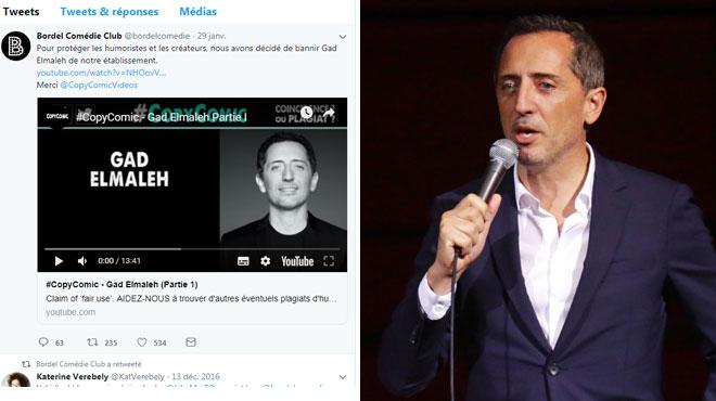 Gad Elmaleh accusé de plagiat : Yann Moix fait une comparaison plutôt osée