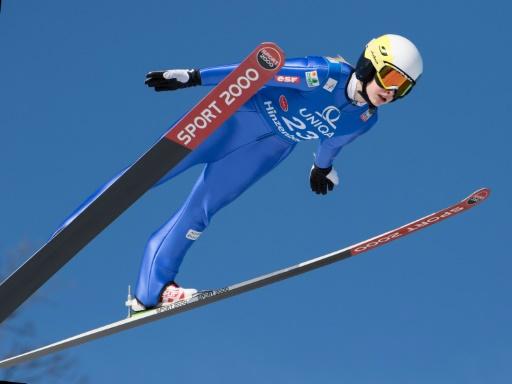 Les Bleus du blanc: les filles loin des meilleures en saut à ski