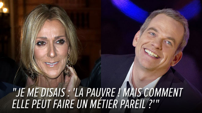 L'anecdote rigolote de la rencontre entre Céline Dion et Garou