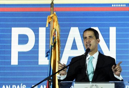 Venezuela: Le Drian estime Guaido légitime à organiser des présidentielles
