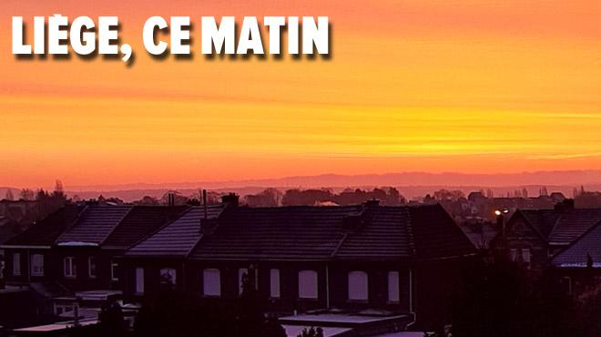 Prévisions météo: que nous réserve ce ciel magnifique que vous avez photographié ce matin?