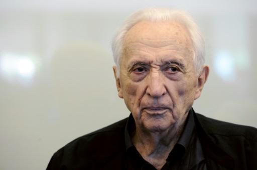A 99 ans, Pierre Soulages peint toujours