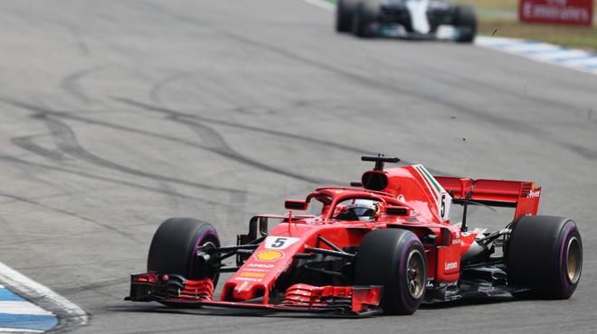 La Scuderia Ferrari nomme quatre pilotes de simulateur
