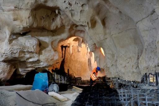 La Caverne du Pont-d'Arc prend le nom de Grotte Chauvet 2-Ardèche