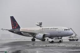 Au moins un vol Brussels Airlines sur huit supprimé le 13 février