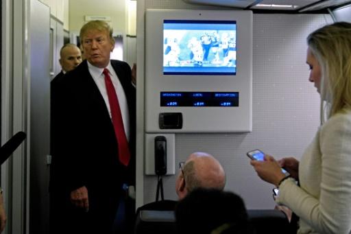L'emploi du temps de Donald Trump n'est pas surchargé