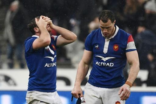 XV de France: une peur bleue nécessaire mais insuffisante
