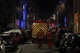 Incendie à Paris: 7 morts et une vingtaine de blessés