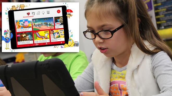 YouTube Kids est disponible en Belgique: la version adaptée aux enfants tient-elle ses promesses ?