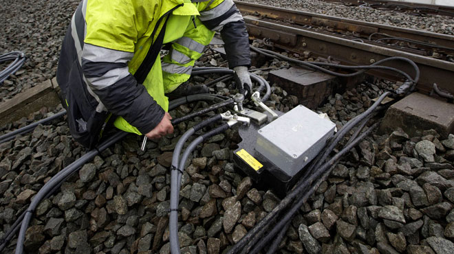 Un vol de câbles perturbe ENCORE le réseau ferroviaire: pas de train entre Floreffe et Namur