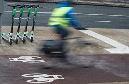 Le nombre de cyclistes poursuit sa progression à Bruxelles